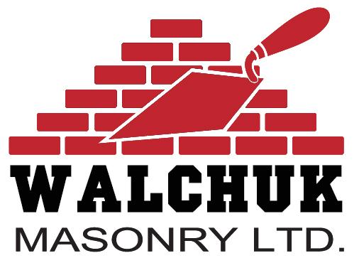 Walchuk Masonry Ltd. Logo